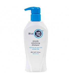 It's a 10 Miracle Volume Shampoo - 296ml