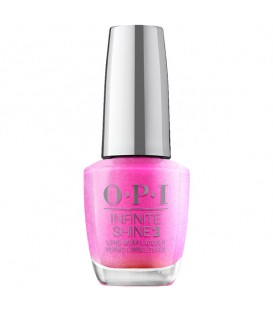OPI Infinite Shine Rainbows in Your Fuchsia