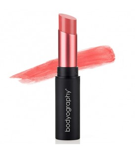 Bodyography Fabric Texture Lipstick Silk Coral Peach