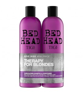 TIGI Bed Head Dumb Blonde Tween Duo