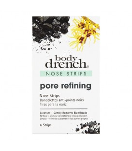 Body Drench Pore Refining Nose Strips