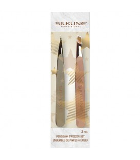 Silkline Precision Tweezer Set