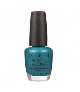 OPI Teal The Cows Come Home Nail Polish