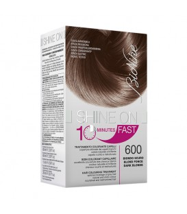 BioNike Shine On FAST Hair Colouring Treatment - 600 Dark Blonde
