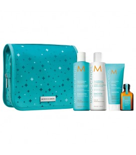 Moroccanoil Smooth Haircare Holiday Kit