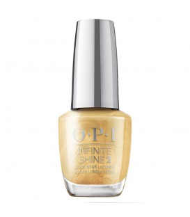 OPI Infinite Shine This Gold Sleighs Me