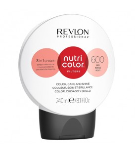 NEW Revlon Professional Nutri Color Filters 600 Red - 240ml