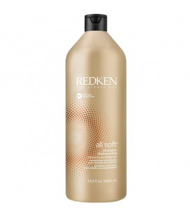 Redken All Soft Shampoo - 1L